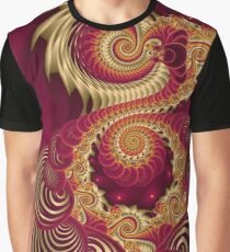 Sacred Meanders Graphic T-Shirt