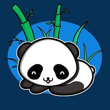 Cute Panda by perdita00