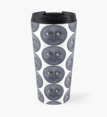 Mond Emoji Thermobecher