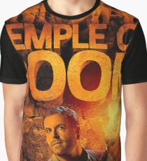 Josh Gates Expedition Unknown Temple of Doom Graphic T-Shirt