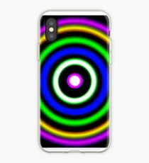 Shock Waves iPhone Case