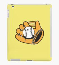 Cute Baseball mitt iPad Case/Skin