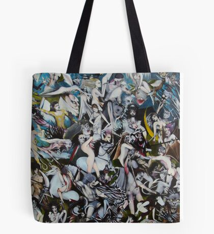 REALMS OF THE UNREAL Tote Bag