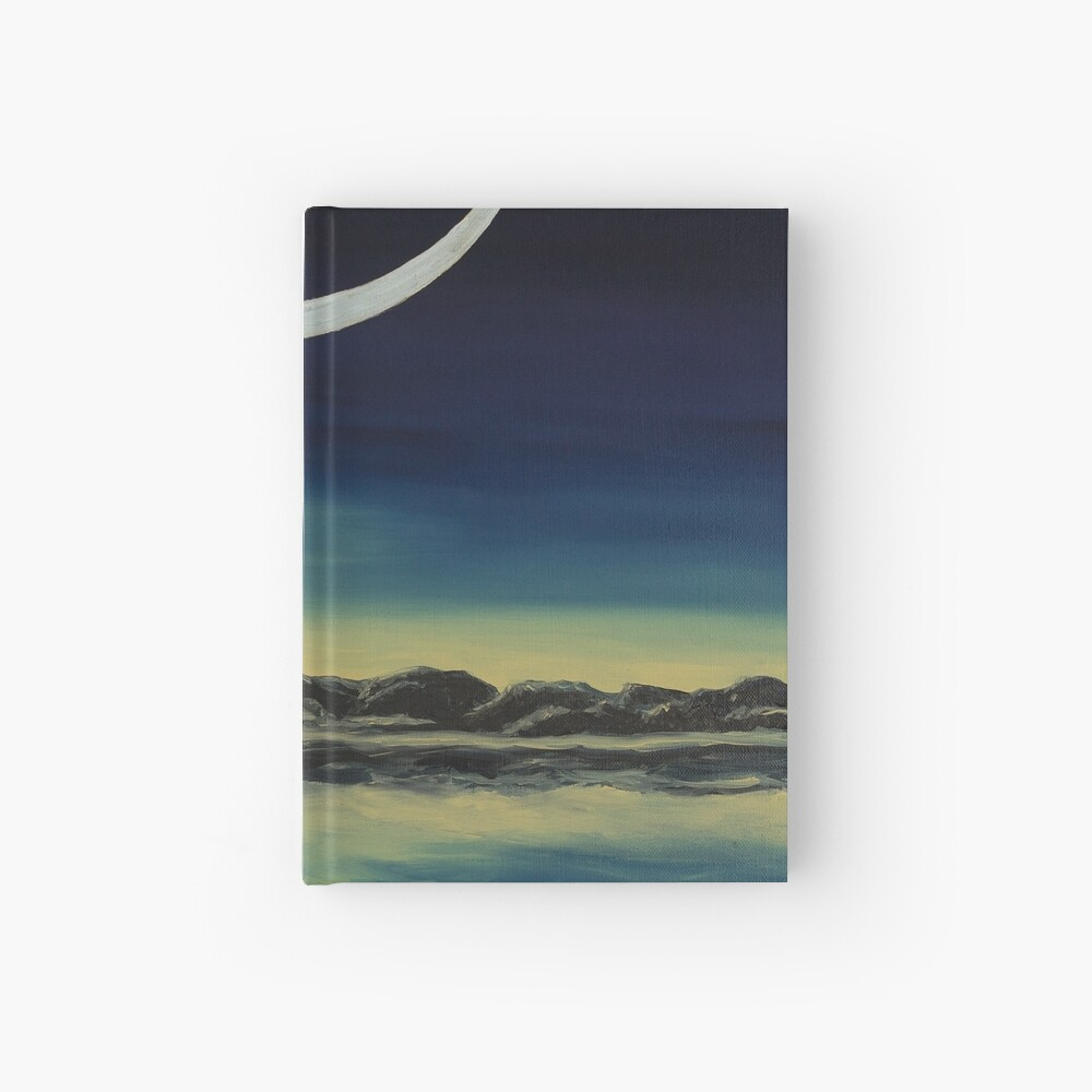 Supernatural Eclipse Hardcover Journal