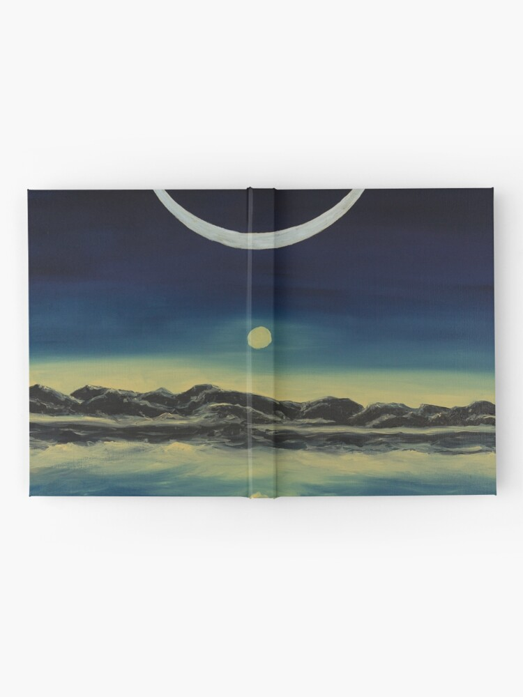 Alternate view of Supernatural Eclipse Hardcover Journal