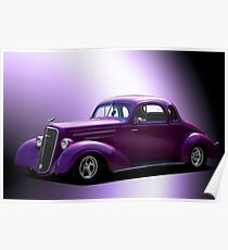 1935 Chevrolet Business Coupe  Poster