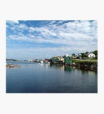 West Dover, Nova Scotia Photographic Print