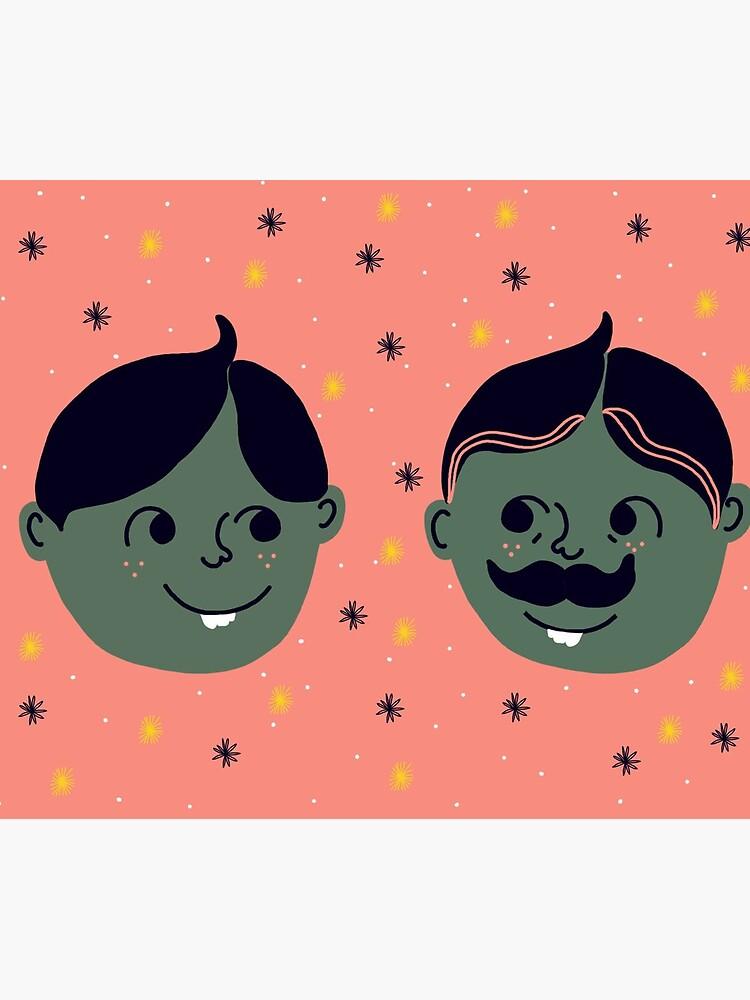 Twins by spoto