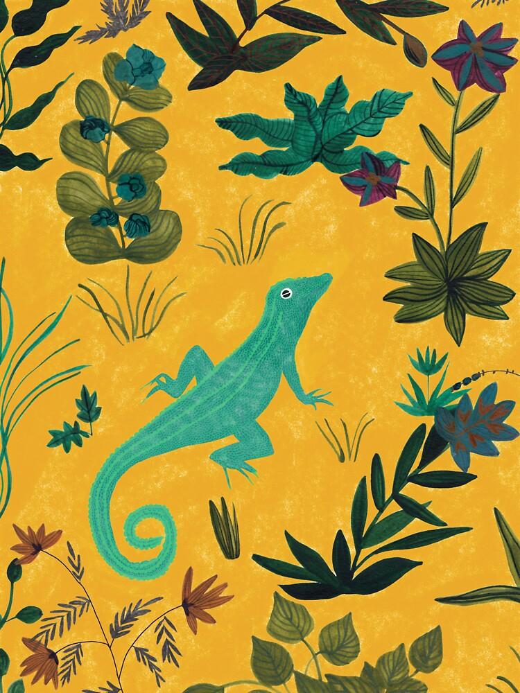 Lizard by spoto