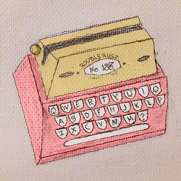 Typewriter by RUST