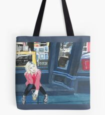 Millennial Waiting Tote Bag