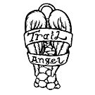 Trail Angel - Trail and Wings Emblem by bangart