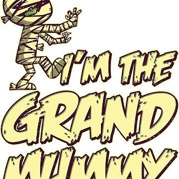 I'm The Grand Mummy by wrestletoys