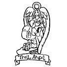 Trail Angel - Offering Emblem by bangart