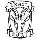 Trail Goat by bangart