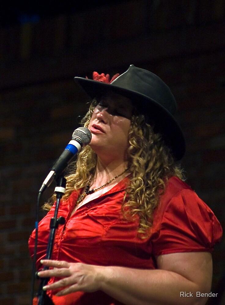 Julie Black by Rick  Bender