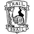 Trail Snail by bangart