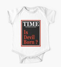 TIME - ROSEMARY'S BABY - IS DEVIL BORN?  One Piece - Short Sleeve