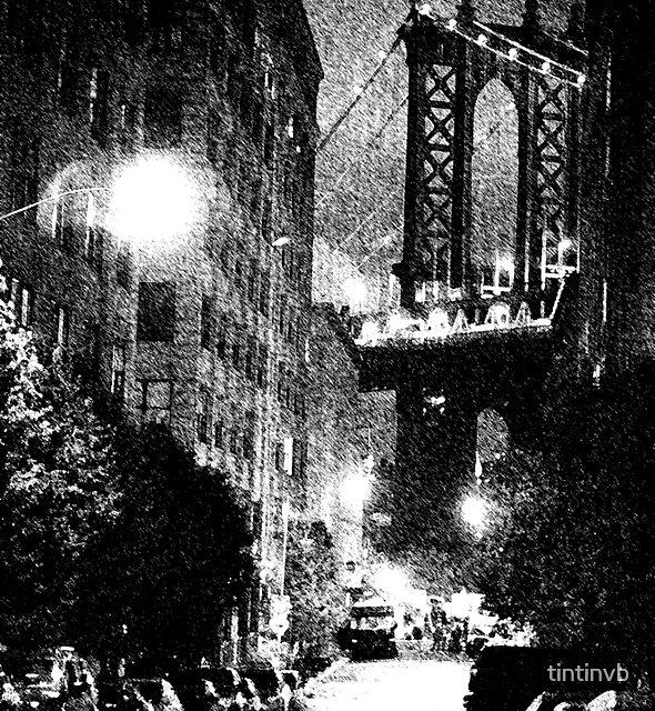 New York's atmosphere by tintinvb