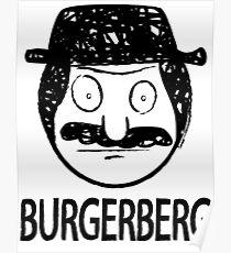 Burgerberg Poster