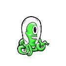 Alien in a Jar by lelulagames