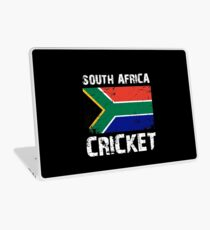 South Africa Cricket, African Cricket, South African Cricket Laptop Skin