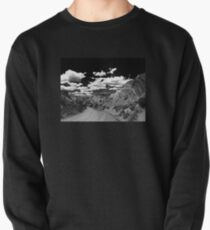 Escalante Grand Staircase National Monument in Black and White Pullover