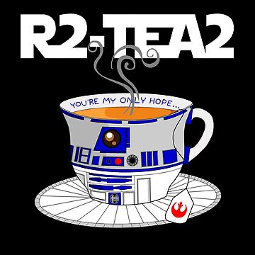 R2-TEA2 by catdinosaur