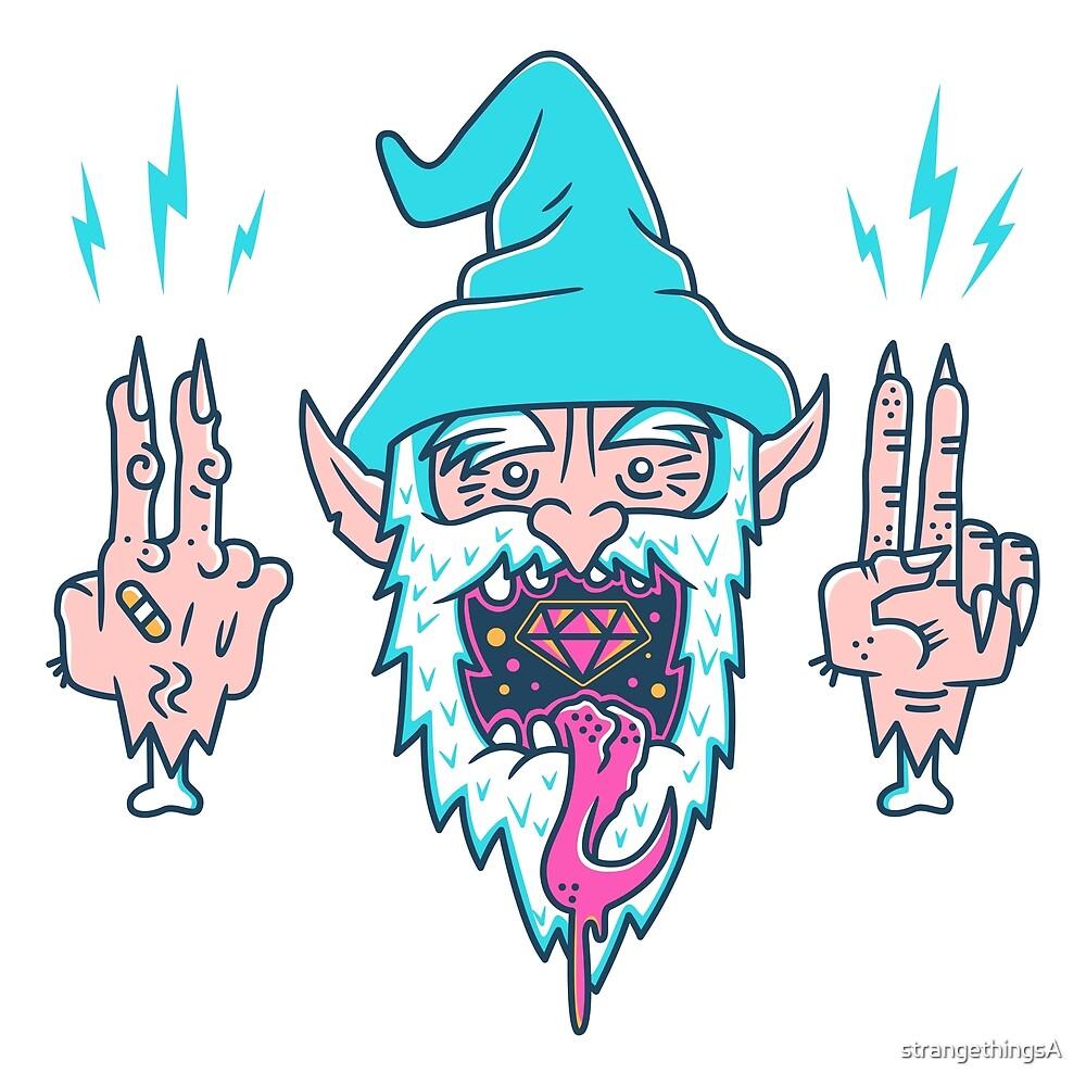 Wizard Breath by strangethingsA