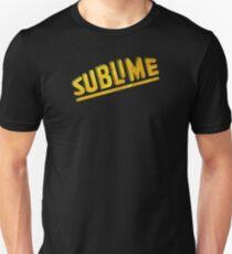 Erhabener Dorado Unisex T-Shirt