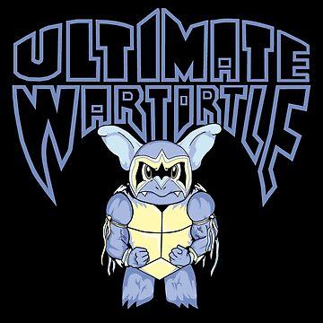 ULTIMATE WARTORTLE! by catdinosaur