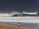 Pipeline Surfer 11 by Alex Preiss