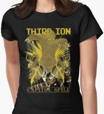 Third Ion - Capital Women's Fitted T-Shirt
