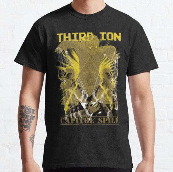 Third Ion - Capital Classic T-Shirt