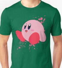 Kirby - Super Smash Bros Unisex T-Shirt