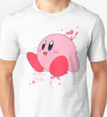 Kirby - Super Smash Bros T-Shirt
