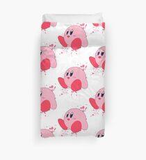 Kirby - Super Smash Bros Duvet Cover
