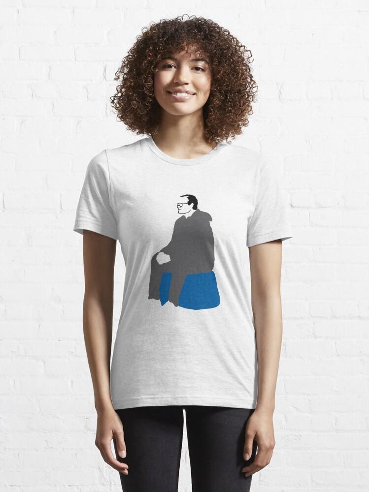 Alternate view of Marcelo Bielsa Essential T-Shirt