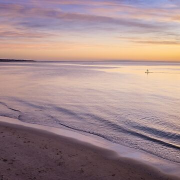 Sunset Paddle by RayW