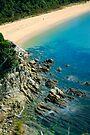 Totaranui Beach, Abel Tasman National Park 5 by Paul Mercer