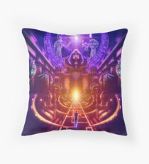 """""""The Key is within"""" Throw Pillow"""