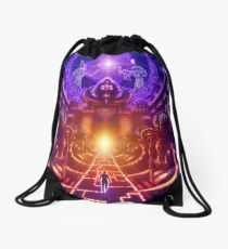 """""""The Key is within"""" Drawstring Bag"""