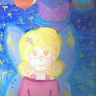 Kawaii Space Fairy  by mikistarlight