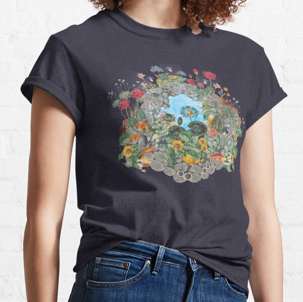 Botanical Boutonniere Classic T-Shirt