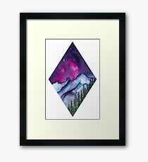 Wish to the Stars Framed Print