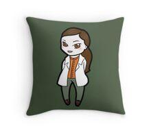 BBC Molly Hooper  Throw Pillow