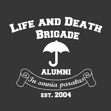 Gilmore Girls - Life and Death Brigade Alumni by mymainmandeebo