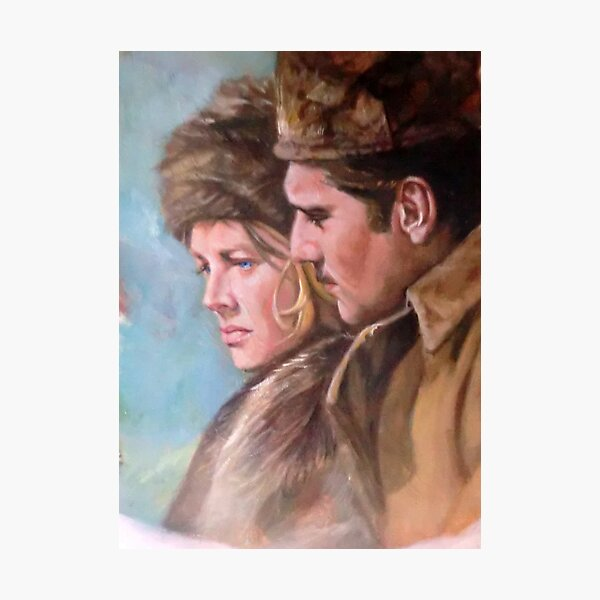 from cinema Doctor Zhivago Photographic Print