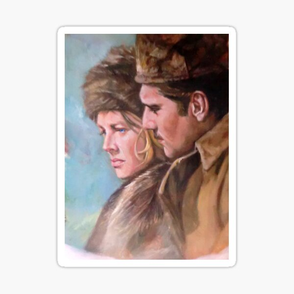 from cinema Doctor Zhivago Sticker