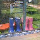 Little boots by Hans Bax